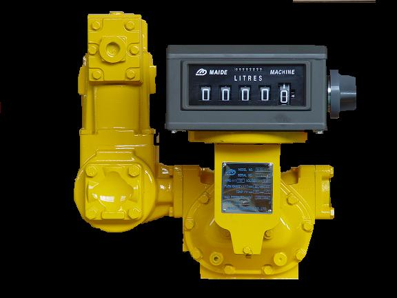 Flow Meter Certification