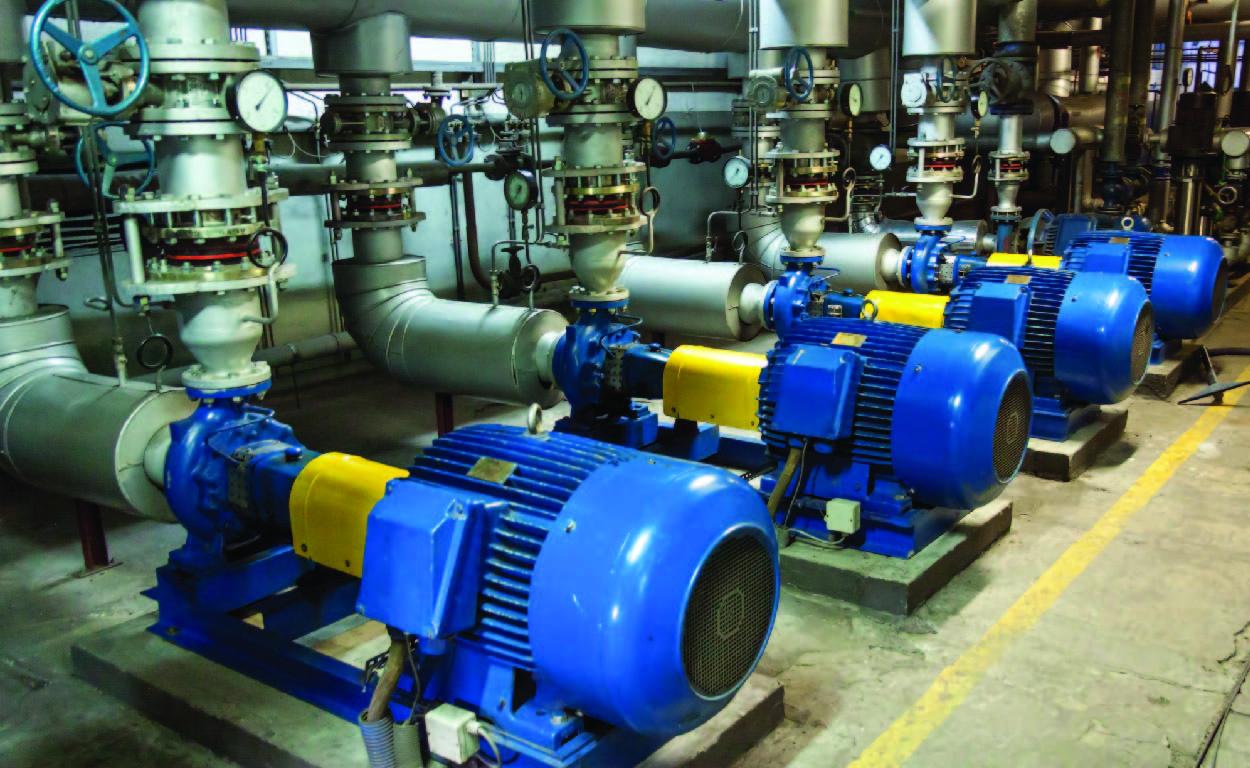 240 Volt Fluid Transfer Pumps