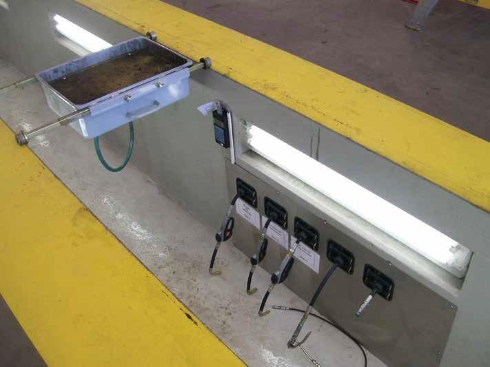 Workshop Lubrication Systems