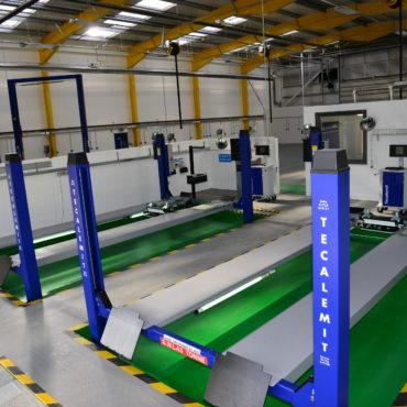Workshop Hoists and Equipment